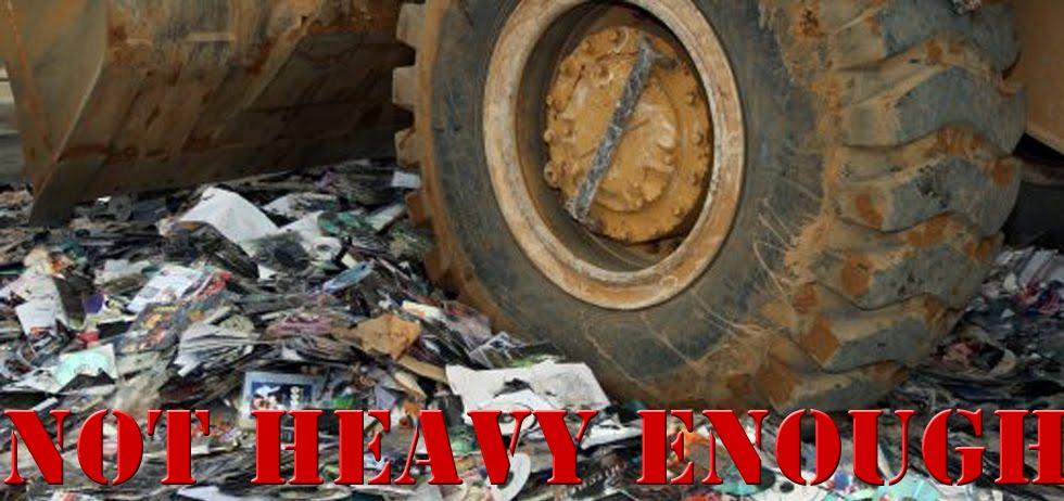 Not Heavy Enough