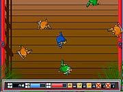 Ninja chiến đấu với quái vật, game hanh dong