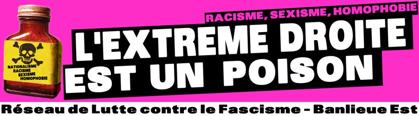 RLF-Banlieue Est : dossier antifasciste