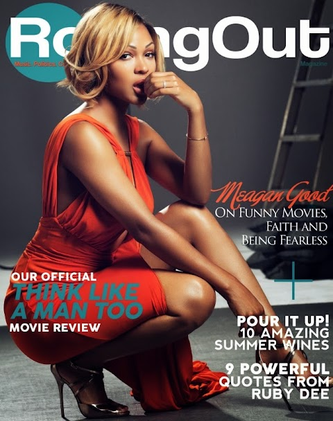 'I Don't See Anything Wrong with Being Sexy' - Pastor's Wife, Meagan Good