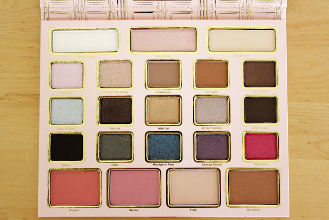 Too Faced - Le Grand Palais review