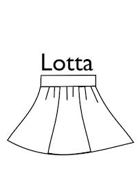 GRATIS PATROON ROK LOTTA