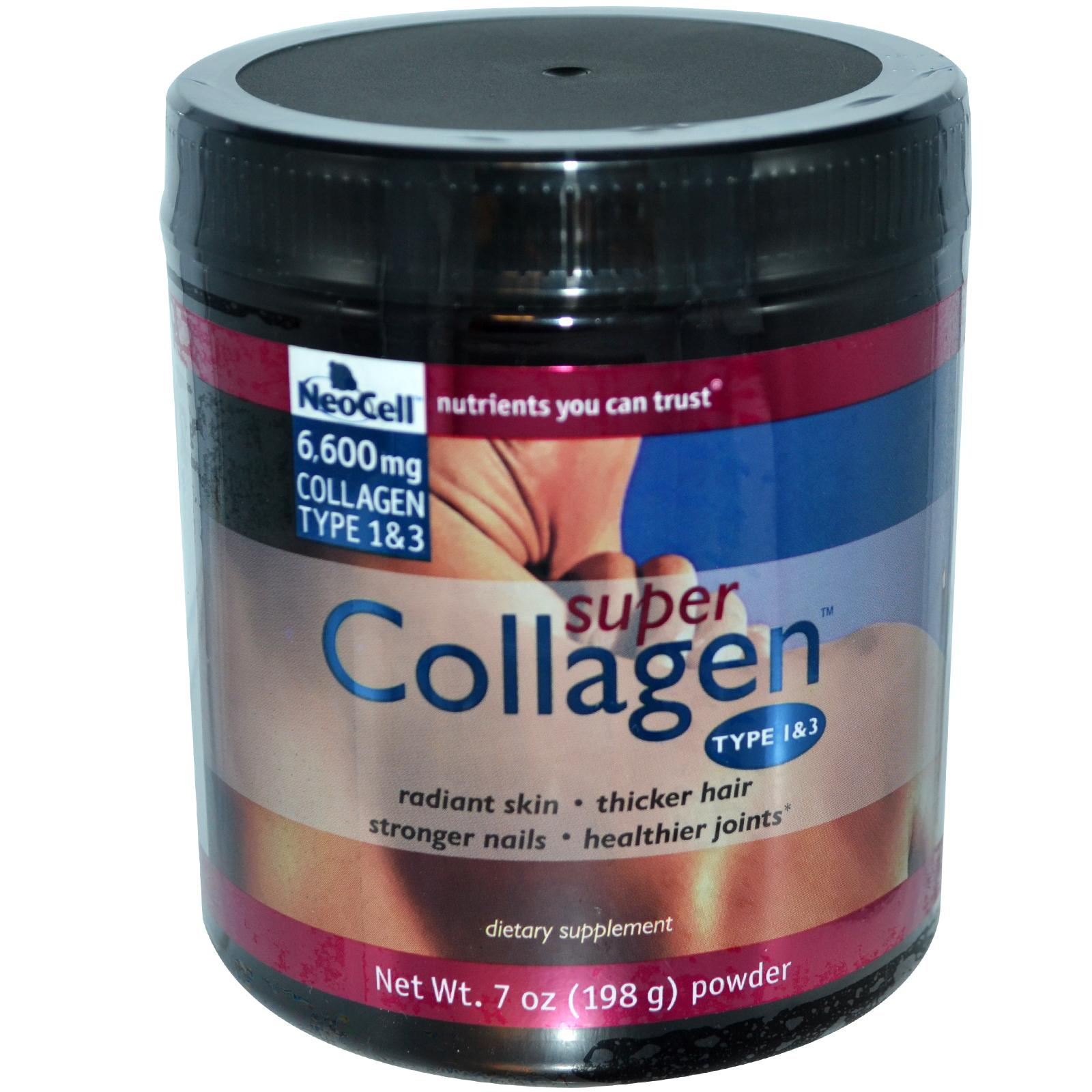 Neocell hydrolyzed collagen
