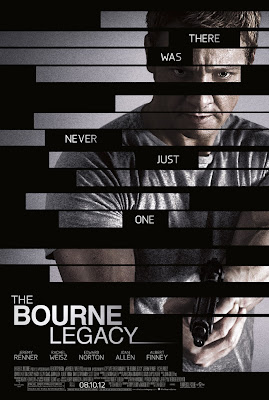 Filme Poster O Legado Bourne TS XviD & RMVB Legendado