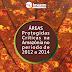 Áreas protegidas críticas na Amazônia no período de 2012 a 2014
