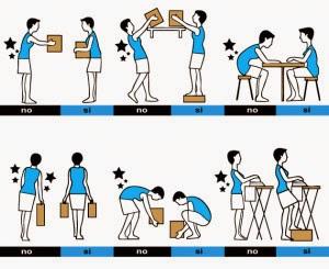 cargar pesos seguridad