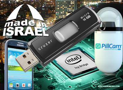 Israel é o berço das novas tecnologias