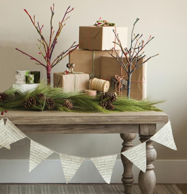 Decoraci n de navidad estilo vintage 3 - Estilo vintage decoracion ...