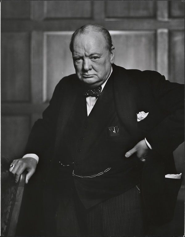 Texto adjudicado a Churchill 1945 Yalta