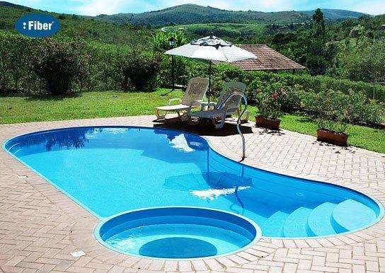 Fiber tudo para piscinas for Modelos de piscinas de campo