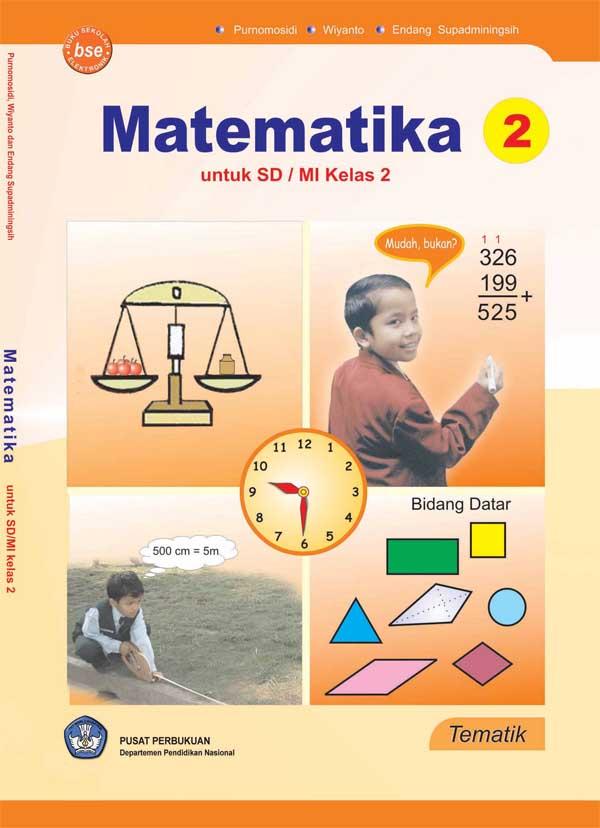 Matematika SD Kelas 2  SD Negeri 3 Srobyong