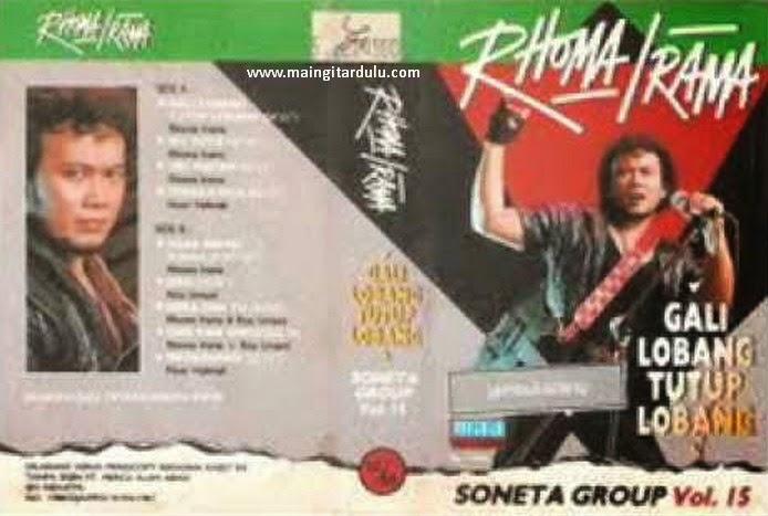 Album Soneta Volume 15 - Gali Lobang Tutup Lobang (1989)