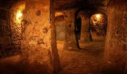 Turkey Derinkuyu Mystery Cave Escape