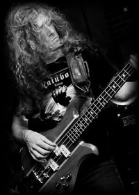 Diccon Herper, Voice of Destruction, Death Metal from South Africa, Voice of Destruction Death Metal from South Africa