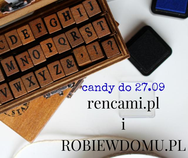 """candy w """" ROBIEWDOMU.PL"""""""