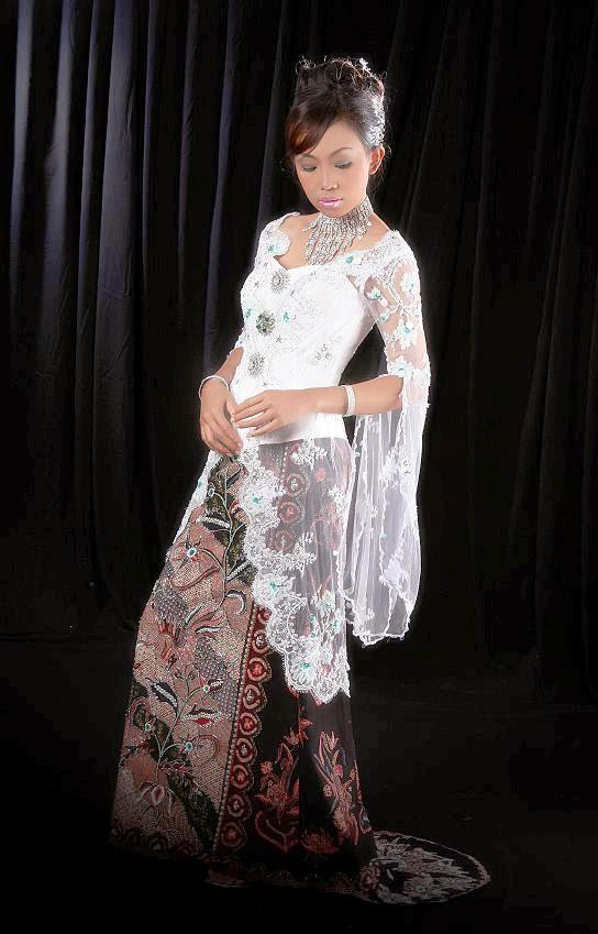 Model Kebaya Modern 2015 terbaru