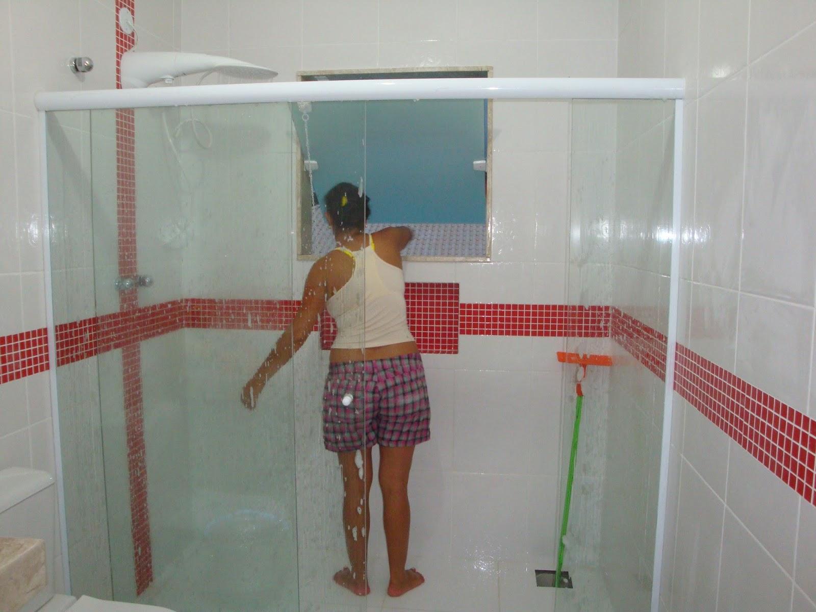 ViDa NoVa CaSa NoVa Construindo nosso LaR : Banheiro da Suíte #793F38 1600x1200 Armarinho De Banheiro De Vidro