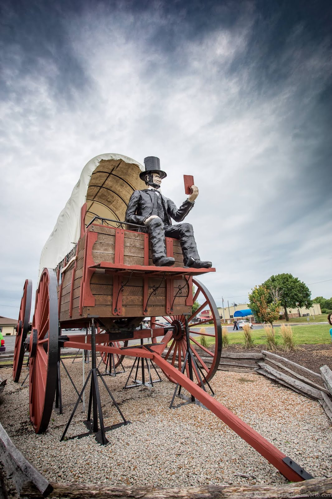 Highlights Of Route 66 Illinois In Photos Finding The