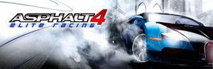 Game đua xe 3D đỉnh cao Asphalt 4: Elite Racing