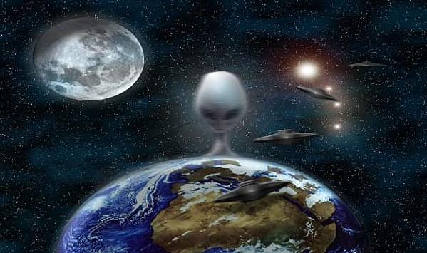 Apakah alien telah menyelidiki seluruh isi bumi
