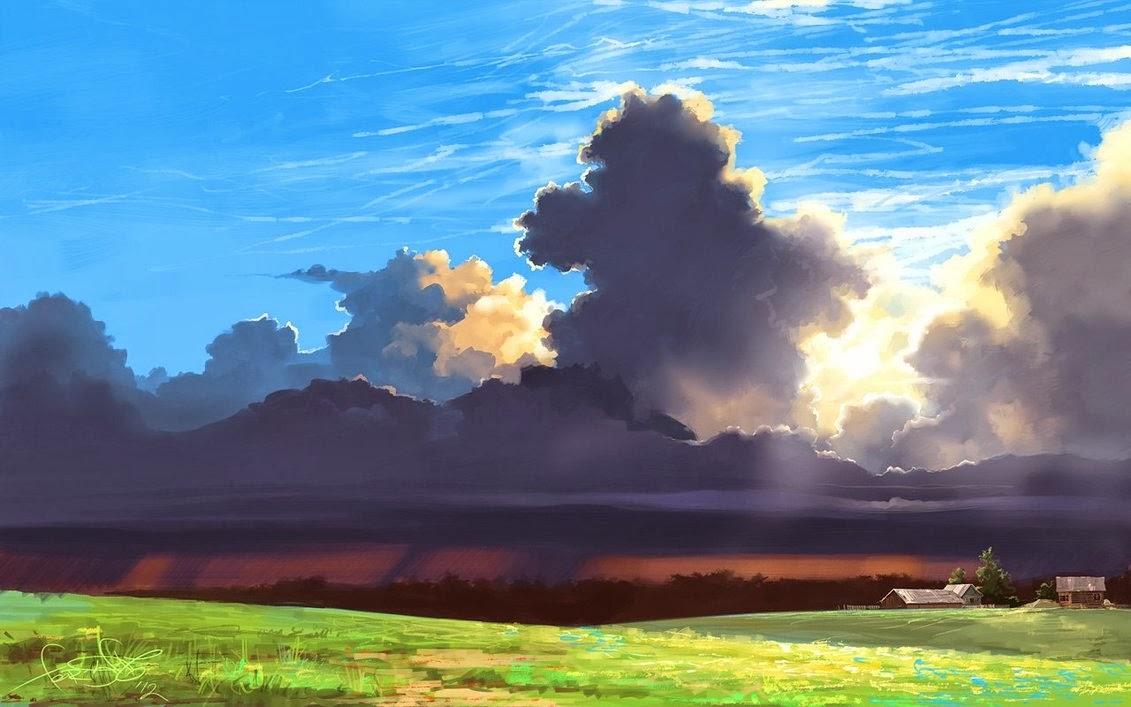 Sergey's artwork