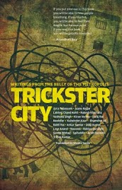 trickster city publish by Penguin