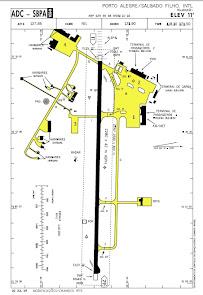 Carta de aeródromo