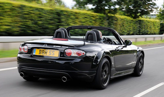 2006 - 2013 Mazda Miata MX-5 by BBR-Cosworth gassguzzler