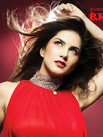 Sunny Leone Tollywood Magazine Photo Shoot-cover-photo