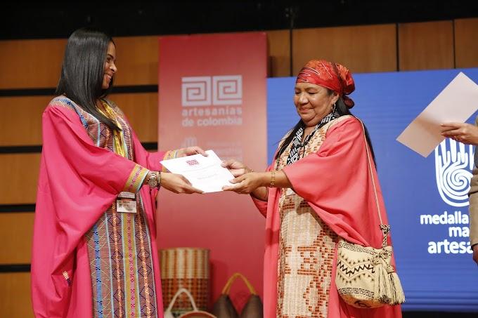 Abierta convocatoria para la Medalla a la Maestría Artesanal 2021