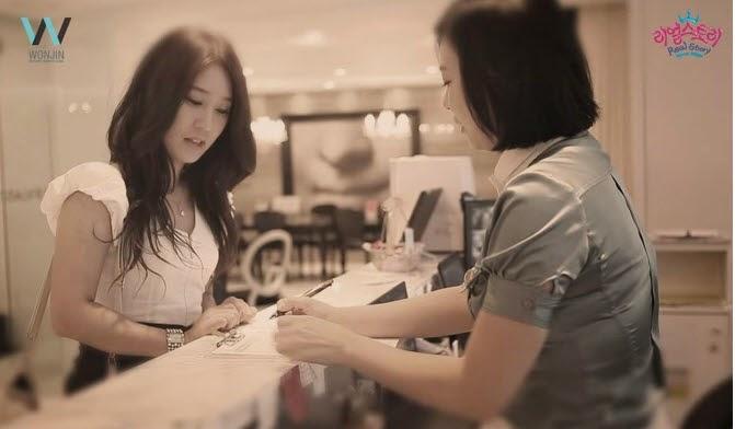 Lee Hee-jung sebelum operasi payudara-2