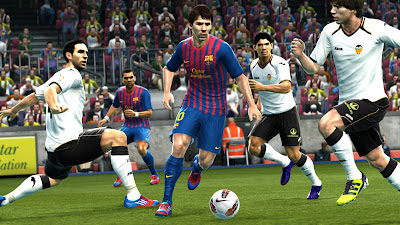 PES 2013 screenshot [3]
