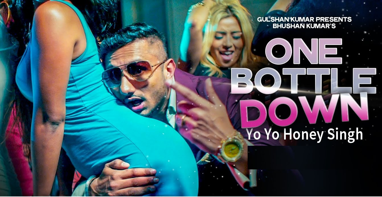 One Bottle Down Song Lyrics - Yo yo Honey Singh - Lil Golu