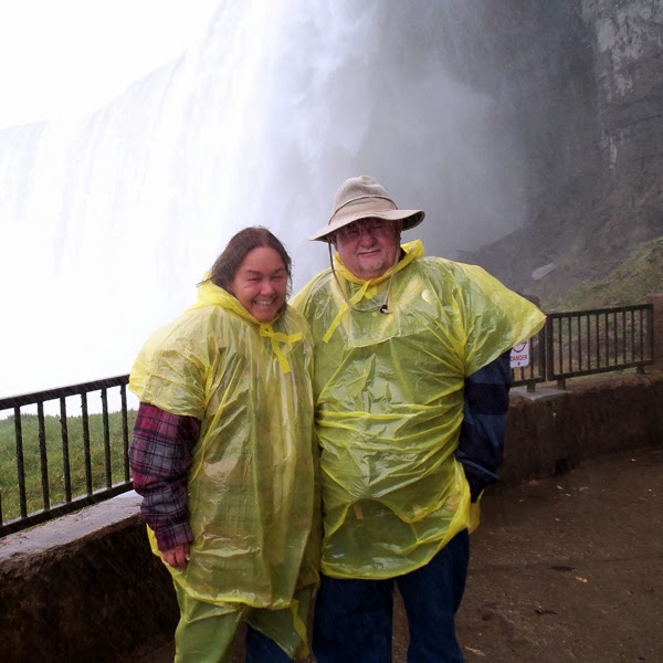 Niagara Falls, Canada's honeymoon capital, is for lovers!