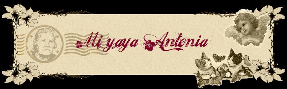 Mi yaya Antonia