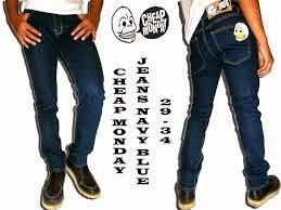 Celana Jeans Pria, Jual Celana Jeans, Celaan Jeans Cheap Monday, Celana Jeans Biru Dongker, Celana Jeans Murah, Jual Celana Jeans, Grosir Celana Jeans