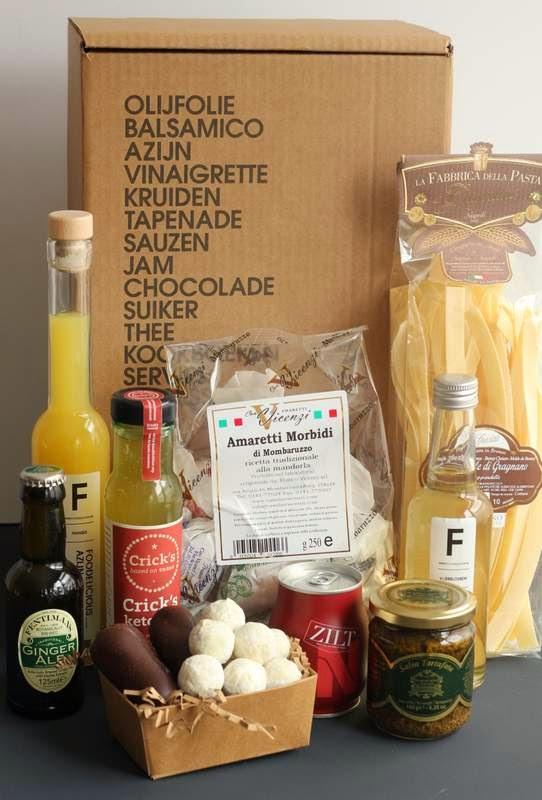 foodelicous box - www.desmaakvancecile.com