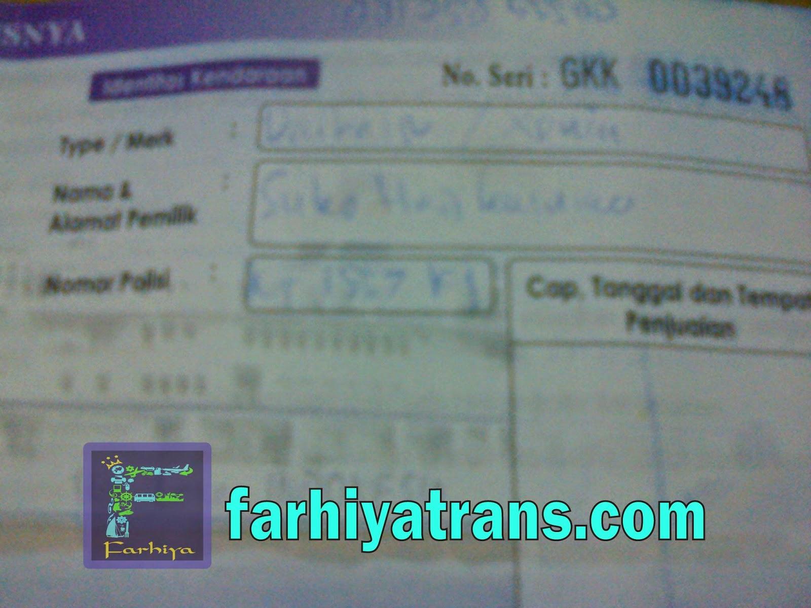 jual tiket kapal kirim mobil murah