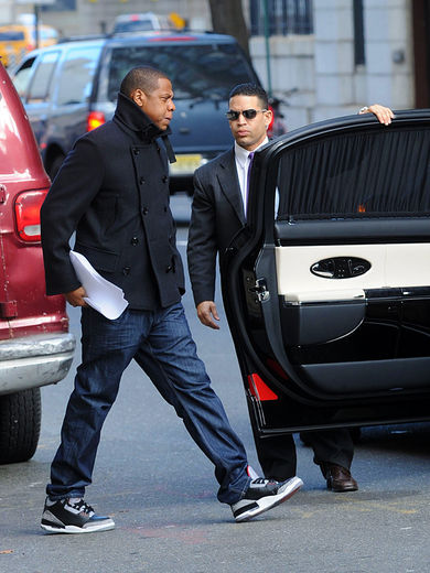 Flash's Photo Of The Day: Jay-Z In NYC!