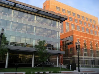 Photo of Accident Fund headquarters in Lansing