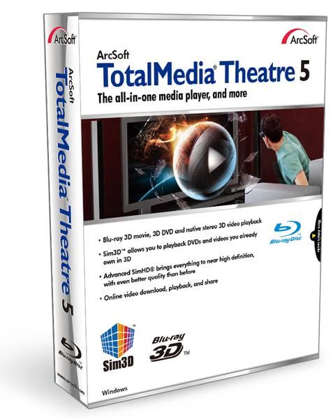 Arcsoft totalmedia theater 5 crack serial keygen