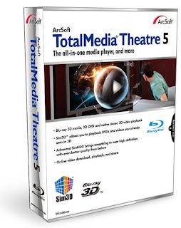 Arcsoft Total Media Theatre 5.0.1.114 Final