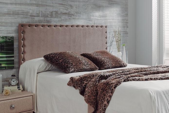 Becca decoraci n sagrario rodulfo cabeceros tapizados - Telas para forrar cabecero cama ...