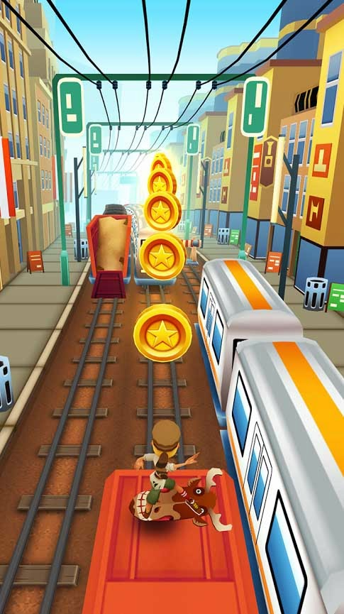 Subway Surfers v1.23 unlimted coins