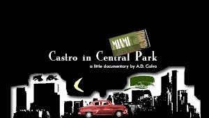 Castro in Central Park