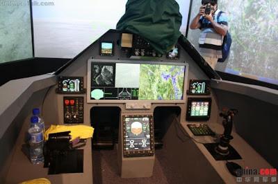 J-20 Cockpit