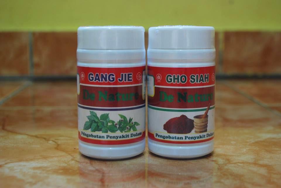 Obat Gang Jie dan ghosiah