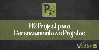 Curso Online: MSProject