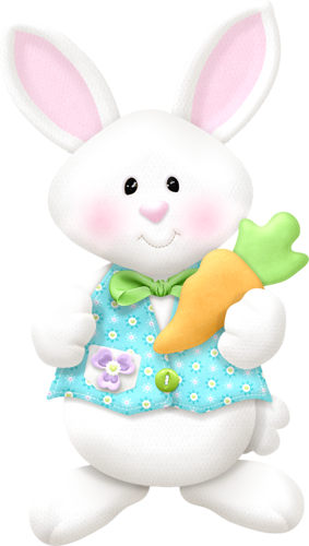 easter cuties clip art
