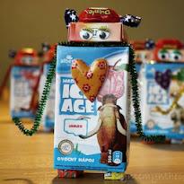 Fødselsdags Robotter DIY
